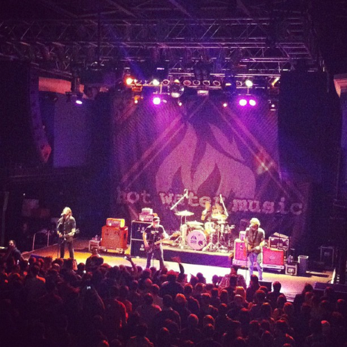 01.22.13 @ 9:30 Club, Washington DC