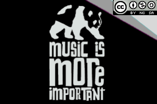 PANDA! gives away stems and wav files under Creative Commons